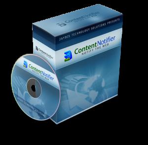 Content Notifier Software
