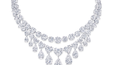 Photo of Expensive Diamond Necklaces with Most Popular Designs