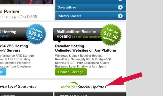 jodohost-coupon JodoHost Reviews (reliability, Support, Services, Coupon Codes, Disadvantages, ...)