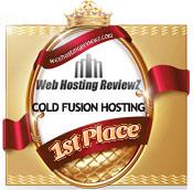 ixwebhosting award