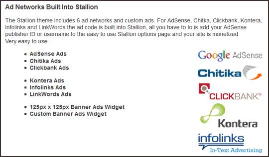 stallion-wordpress-ad-theme Stallion Wordpress SEO Theme Review