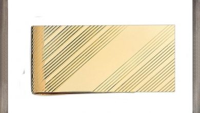 Photo of The 25 Most Popular Gold Money Clip Designs