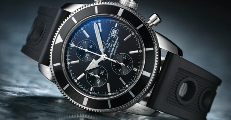 Photo of The chronograph Watch is Also a Stopwatch …