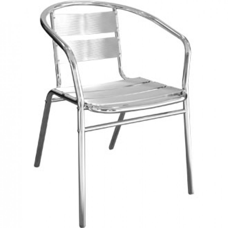 174-cafe_chairs_aluminium Best Restaurant Indoor and Outdoor Chairs Designs