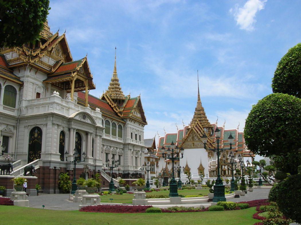 20050507eBangkok-GrosserPalast0446 The Best 10 Vacations spots