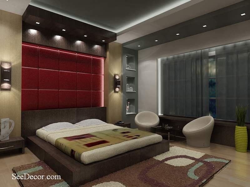 22 The Best Bedrooms' Design Ideas