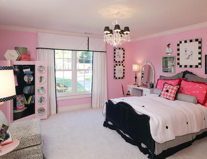 25-Cool-Pink-Room-Design-Ideas 16 Ideas to Renew Your Home