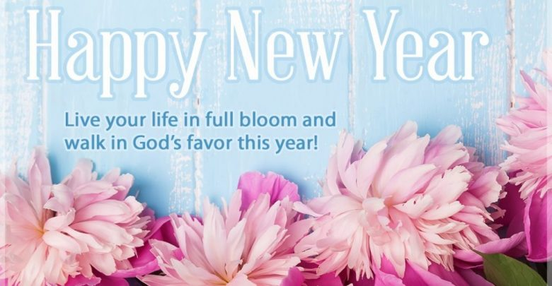 Photo of Beautiful Greeting Cards for the New Year