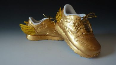 Photo of Fashionable Sport Shoes