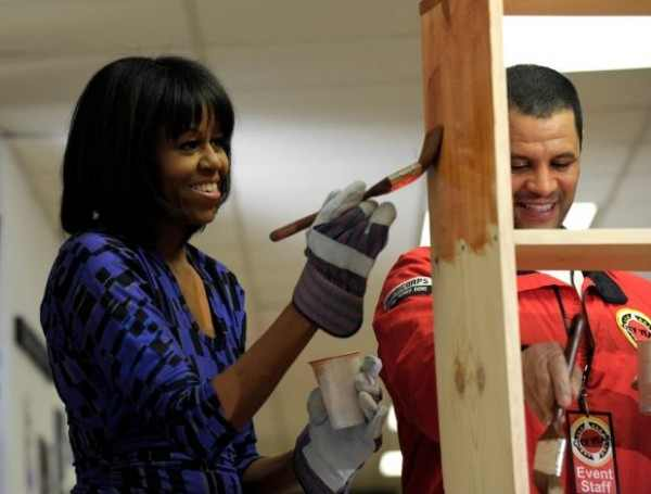 3909877793 Barack Obama worked as a carpenter