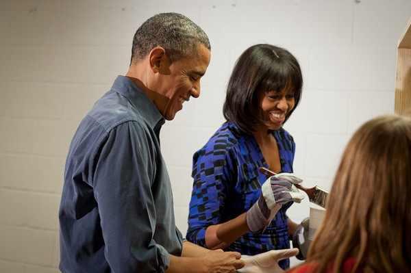3909877796 Barack Obama worked as a carpenter
