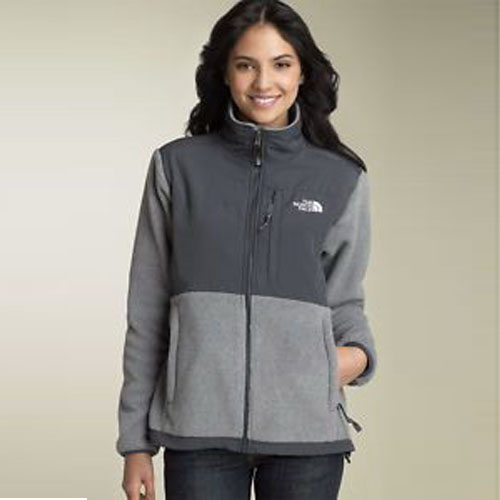 North Face Jackets For Women Gray Northface Discount North Face On Sale Discount