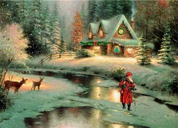 600_MiscChristmasCard-025A American Greeting Cards