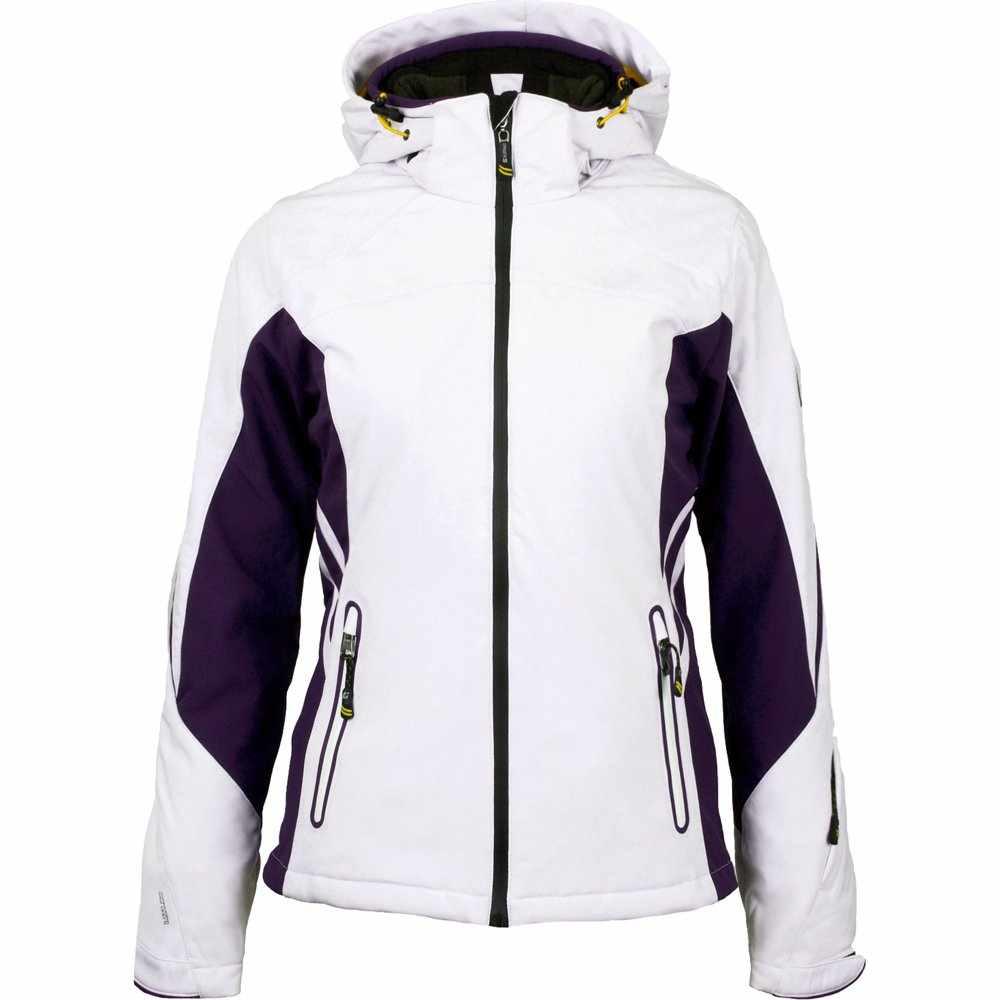 75275_100_WHITE_LG 7 Beautiful Ski Women Jackets