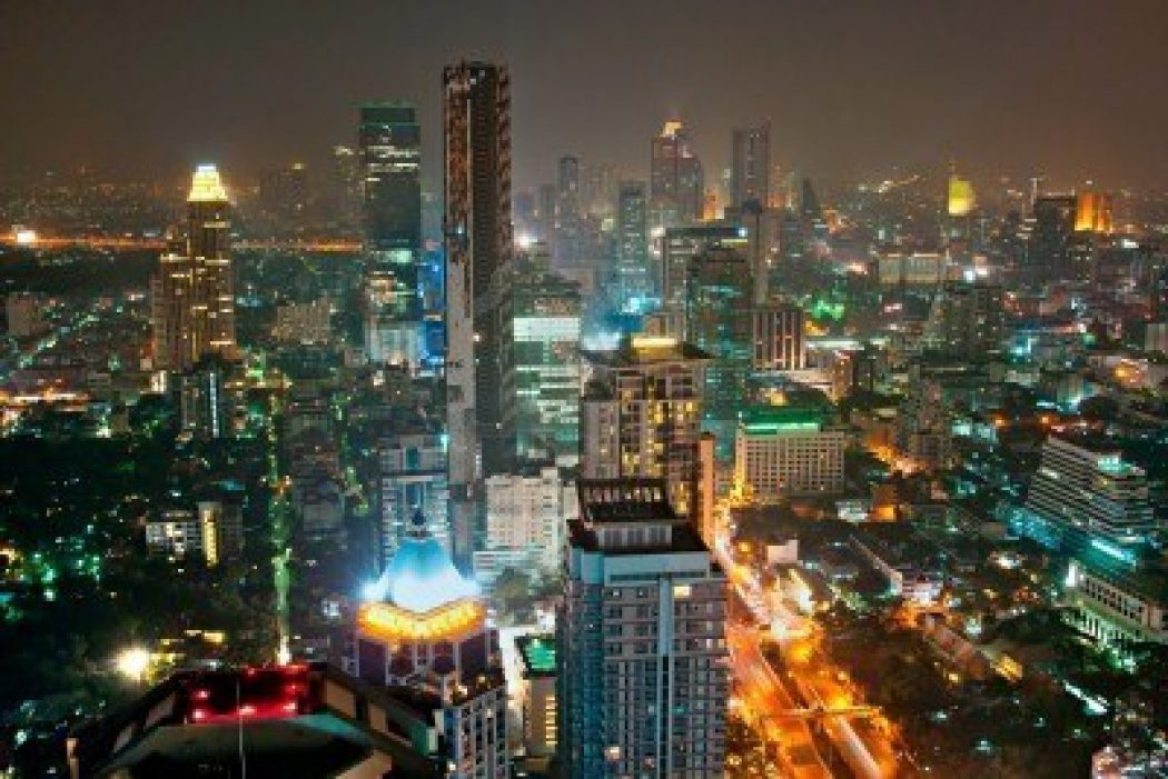8785025-night-view-of-bangkok-thailand The Best 10 Vacations spots