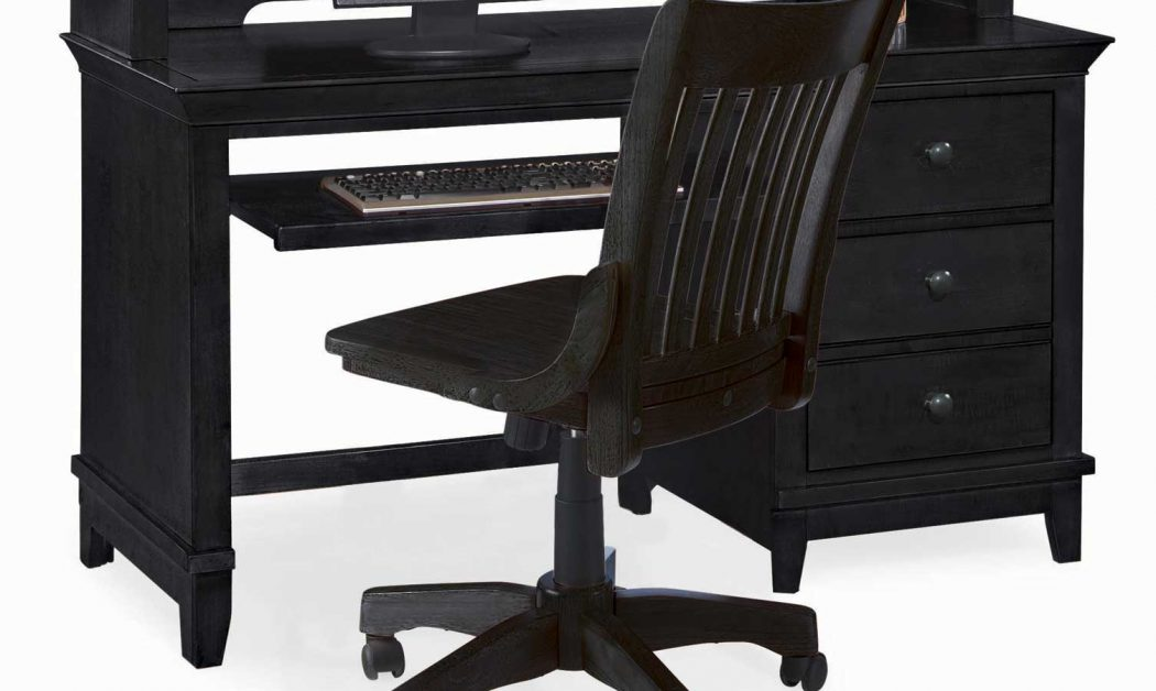 AD181945_35Bdesk 9 Black Office Desk Designs & How to Choose the Best one