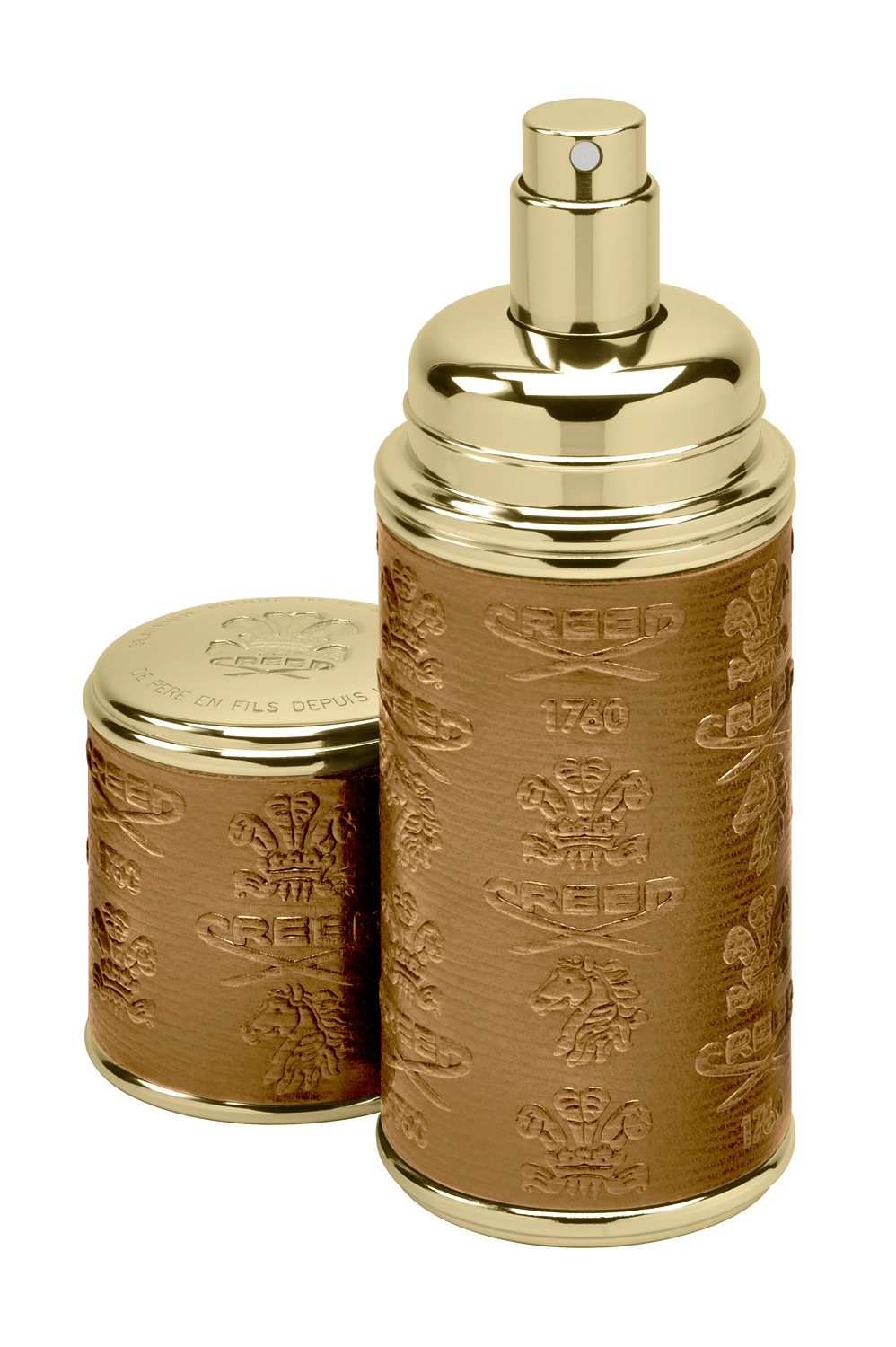 Atomizer-50ml-Camel-Gold-sm Why Creed Perfume is The Most Attractive?