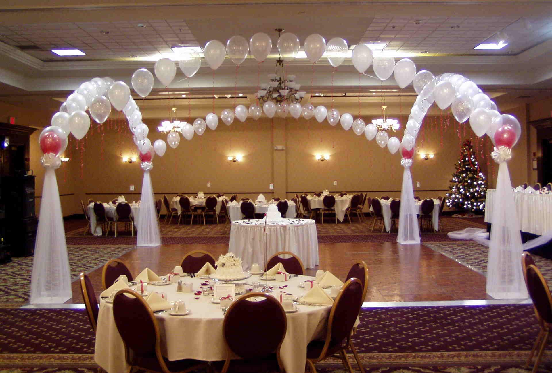 Cheap-Extraordinary-Balloon-Wedding-Decorations Wonderful ideas for decorating your wedding