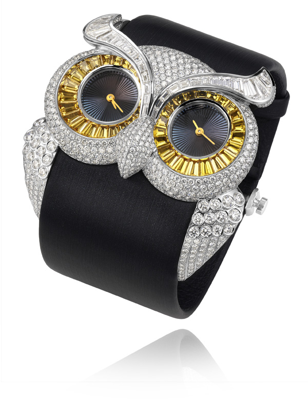 Chopard101 Eye-catching and fashionable social watches..