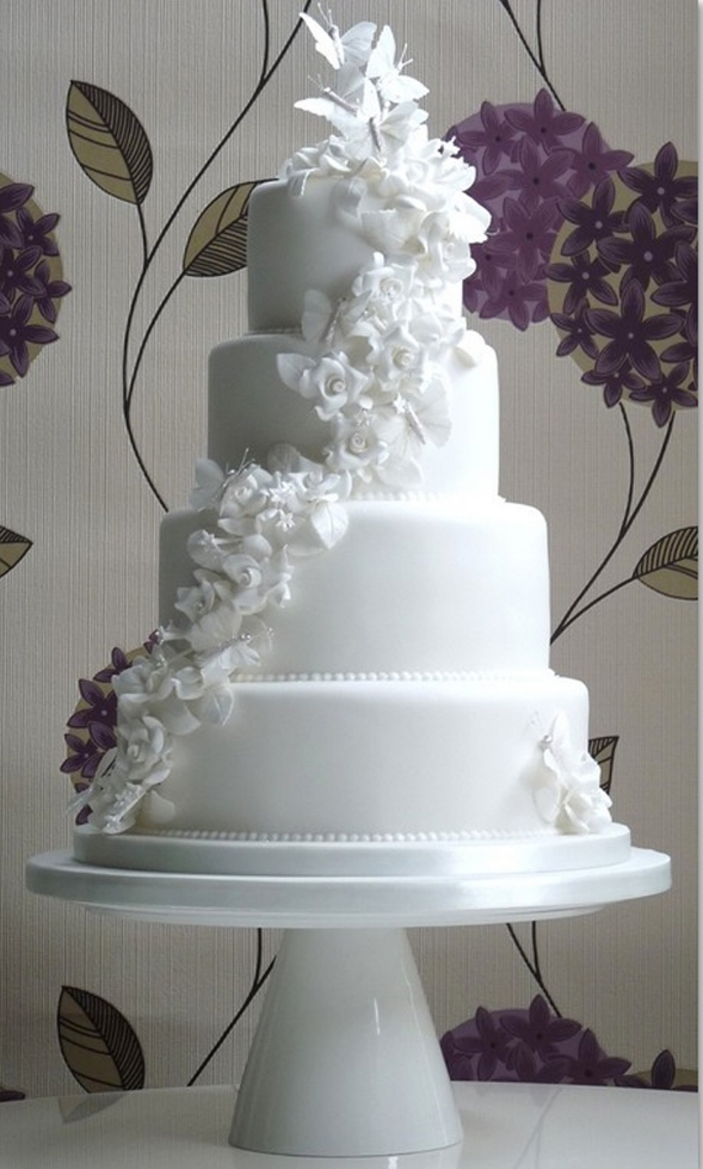 Copy-of-Silver-Wedding-Decorations Wonderful ideas for decorating your wedding