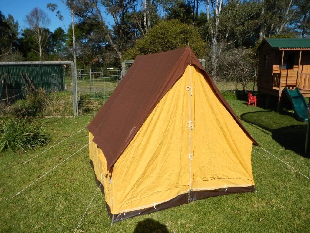 DSCN3384 How You Should Choose Canvas Tents?