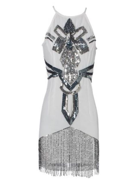 Deco-Sequin-Halter-Dress Do you have a party and do not know what to wear?