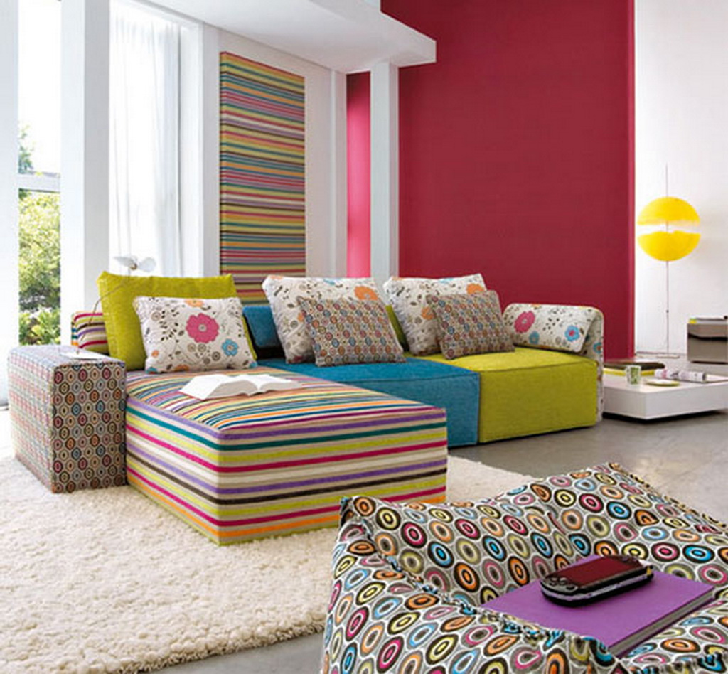 Design-ideas-for-apartment-interior-from-tv-show-interior-decorating 19 Ideas for Your Apartment Decorating