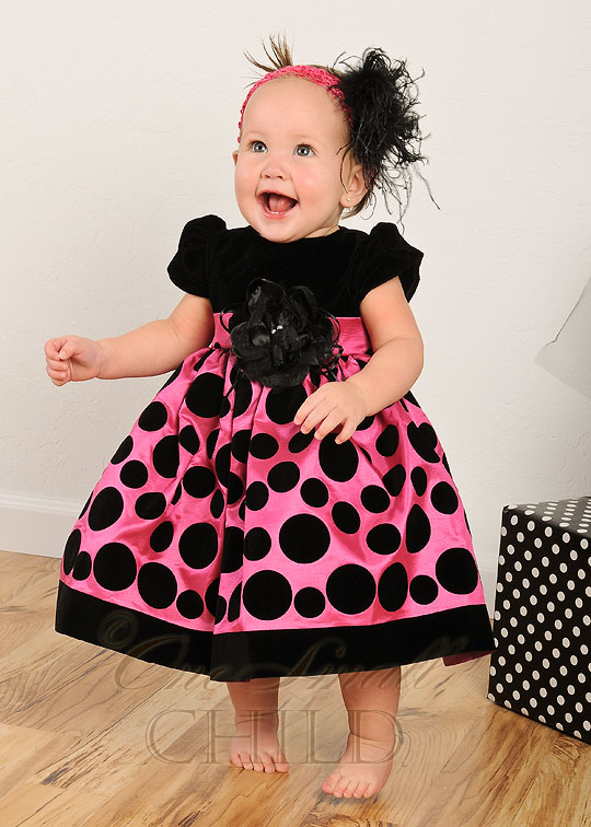 Dottie-Baby-Holiday-Dress 17 Fantastic Collection of Holiday Baby Dresses
