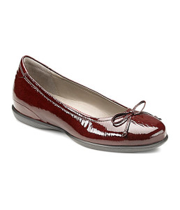 Ecco-Cosmic-Ballerina-Leather-Flats-258x300 An amazing collection of women shoes from Dillard