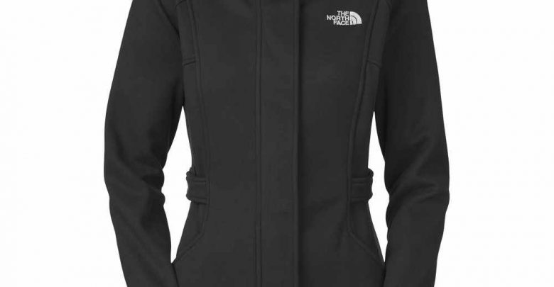Fleece Black jacket