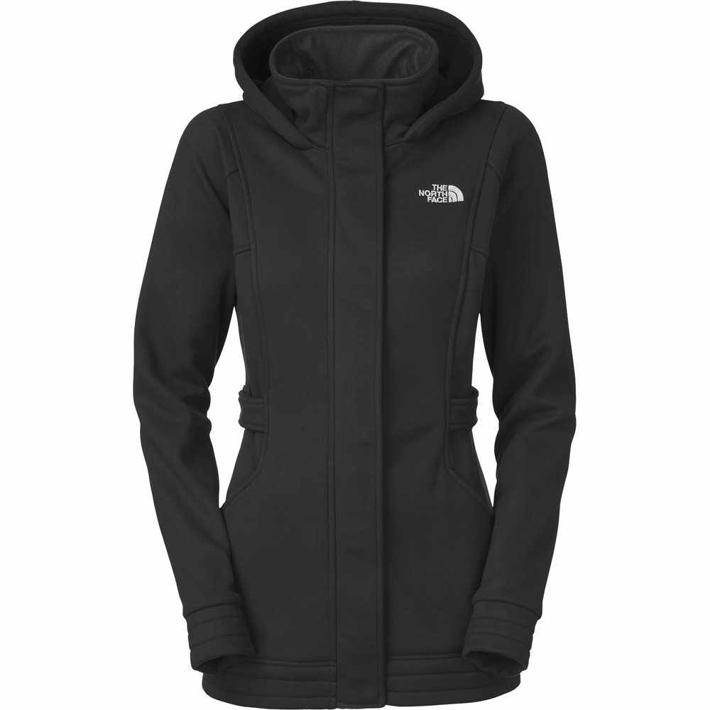 Fleece-Black-jacket How Women Choose Fleece Jackets