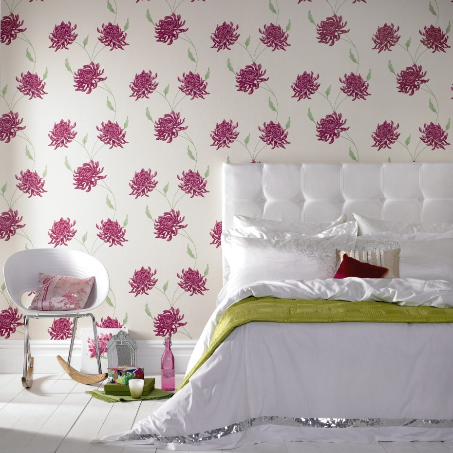 Flower-Wall-Decorations-Design-Ideas-930x930 16 Trendy Ideas for Wall Decor for 2019