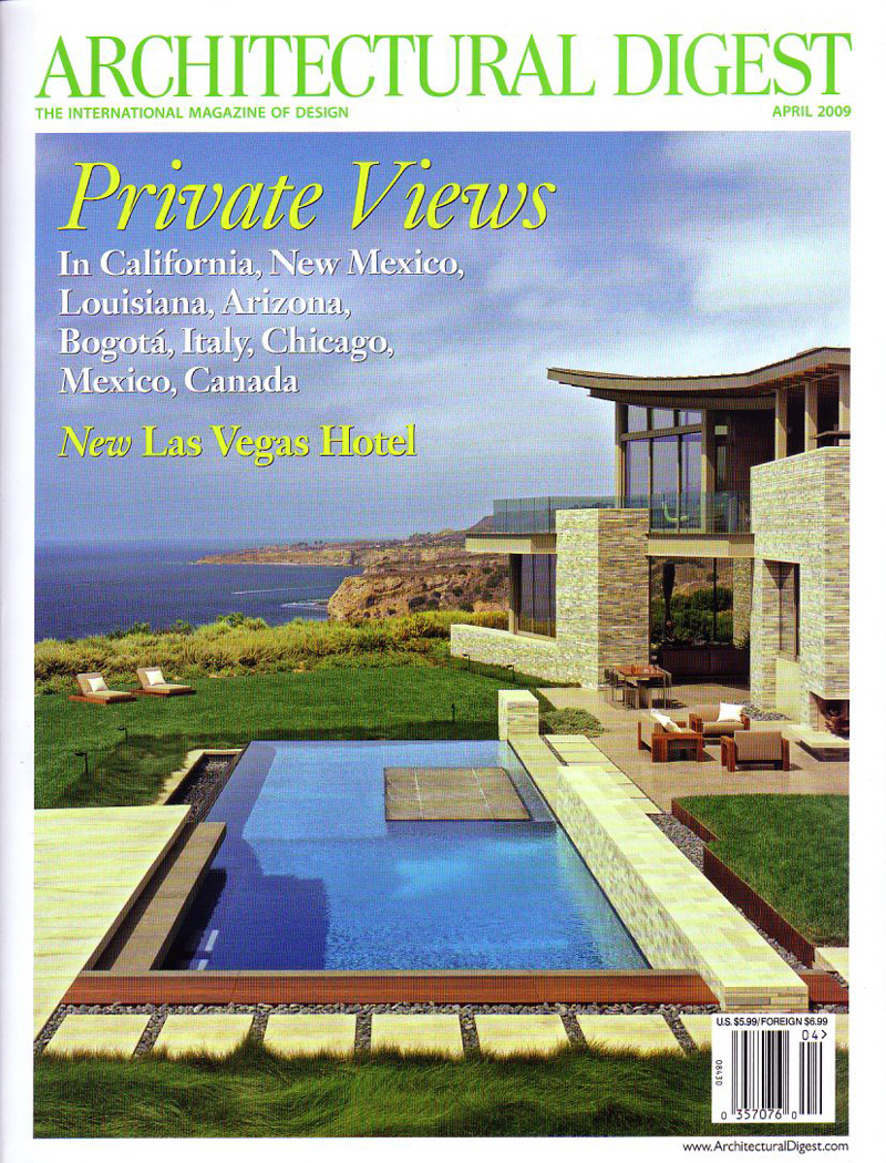 Henry_Maus_Antiques_Architectural_Digest_2009_cover 7 Most Popular US Magazines of Home Decor