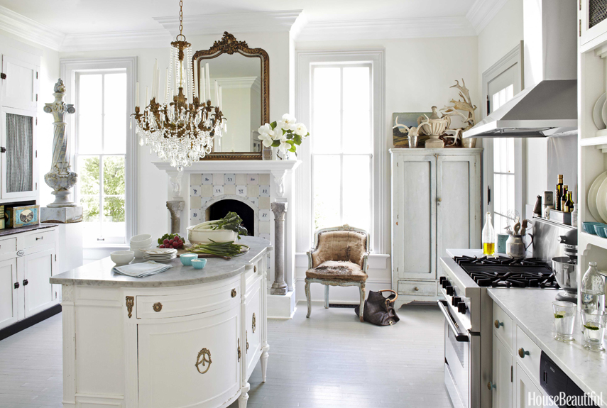 House-Beautiful-antiques-kitchen The TOP Designers Tell You Secrets for Home Decoration