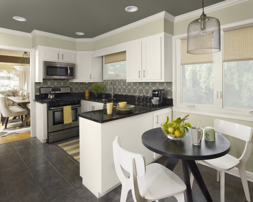 Kitchen_ Choose a New Color for Your Home in The New Year
