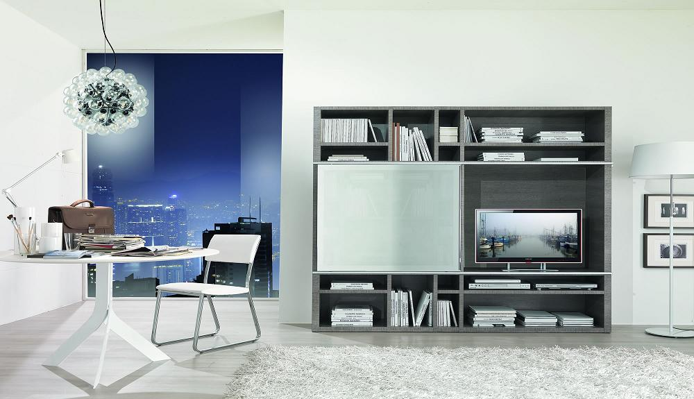 Living-Room-Simple-Design Choose a New Color for Your Home in The New Year