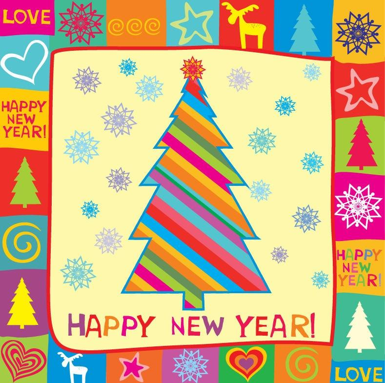 New-Year-Greeting-Card-2013-142 Best Messages for Greeting Cards