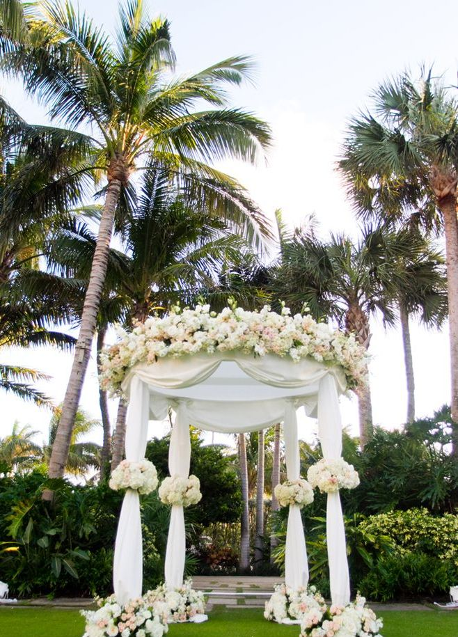 Nigerian-outside-wedding-decoration-ideas-71 +5 Tips to Decorate Your Outdoor Wedding