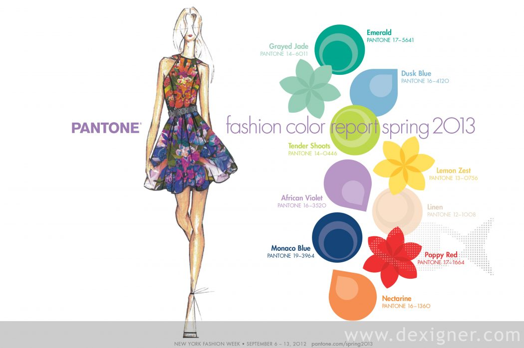 Pantone_Fashion_Color_Report_Spring_2013 Know Spring Colors!
