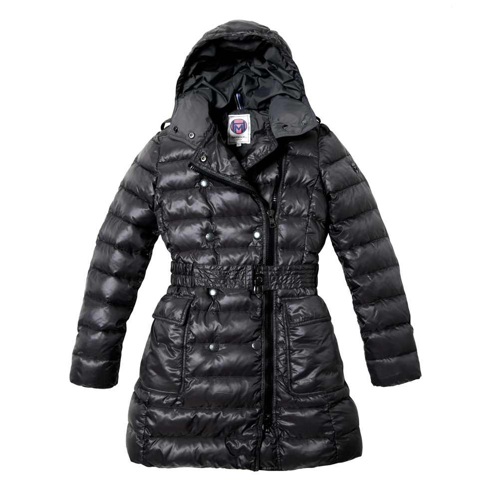 Puffer-coat-2013-model Newest Puffer coat Fashion for women