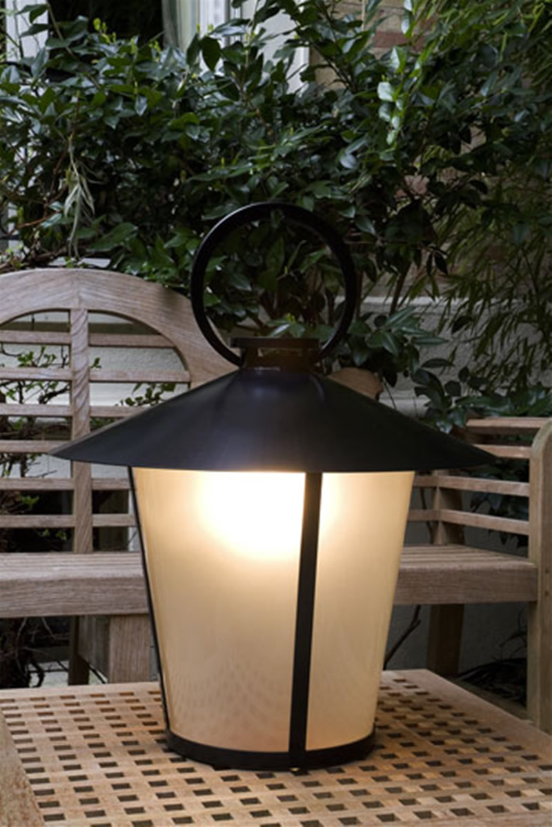 Rustic-and-Handcrafted-Outdoor-Lighting- Simple and Unique Ideas for Outdoor Lighting