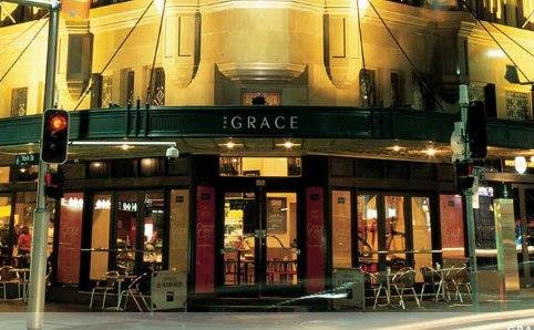 TheGraceSydney The Beauty of Grace Hotel in Sydney