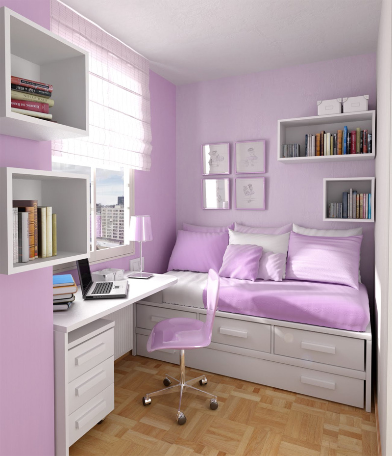 Thoughtful-Small-Teen-Room-Decor-Ideas-For-Some-Decorating-Ideas 16 Ideas to Renew Your Home