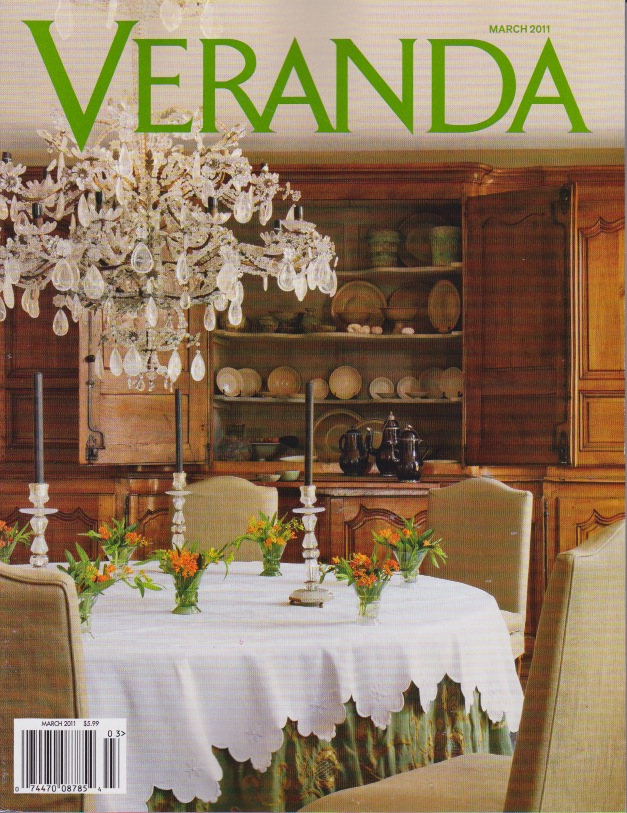 Veranda-Magazine 7 Most Popular US Magazines of Home Decor