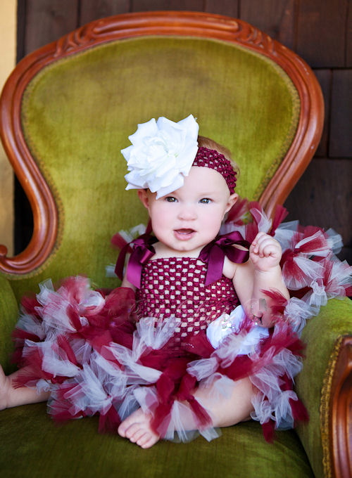 Winter-Wishes-Cranberry-Holiday-Baby-Crochet-Tutu-Dress- 17 Fantastic Collection of Holiday Baby Dresses