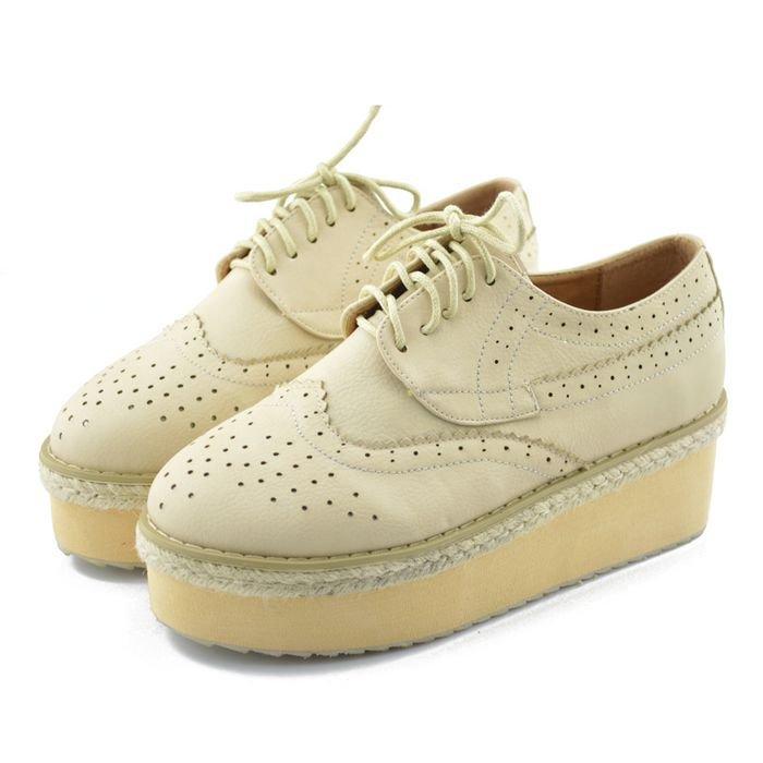 Women-high-platform-Shoes Is Creeper Shoes Strange?