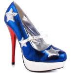 Womens-Shoe-Patriotic-Pump-Red-Blue-Silver-by-Rupaul-150x150 Whether you know it or not you will wish to have one of Rupaul brand shoes