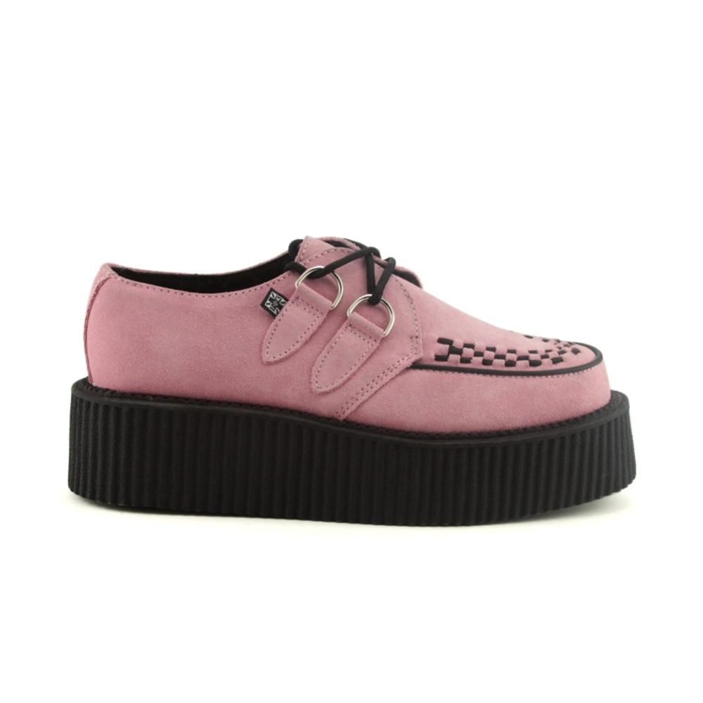 Womens-T.U.K.-Creeper-Mondo-Sole-Shoe-White69.99 Is Creeper Shoes Strange?