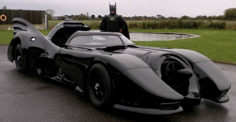 Photo of $ 4.2 Million for Batman Car