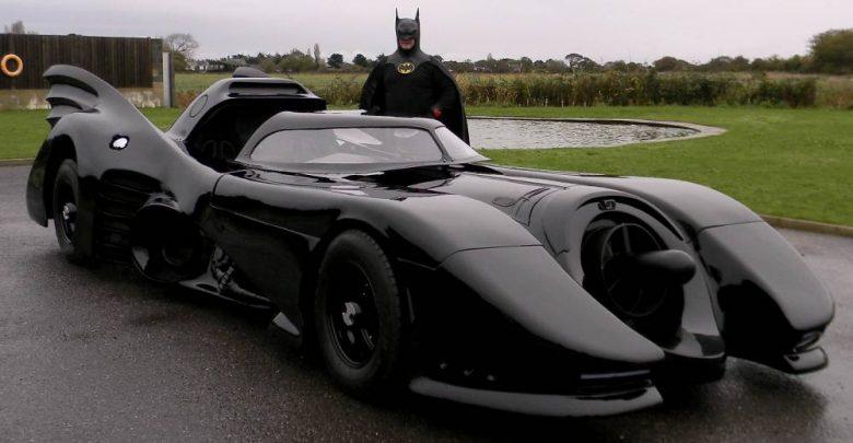 Photo of $ 4.2 Million for Batman Car